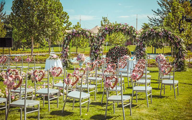奥林匹克森林公园婚礼会馆