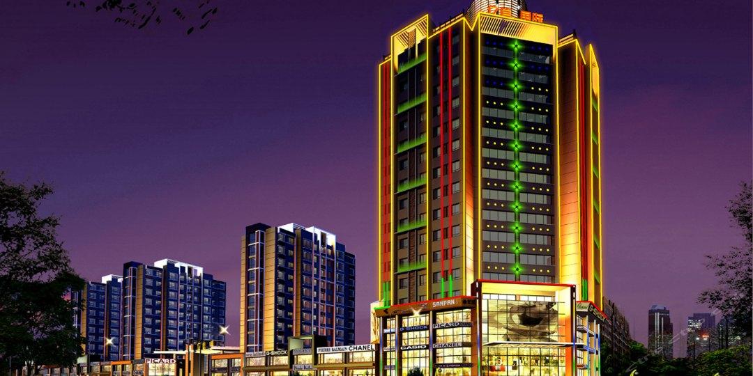 亿信国际酒店