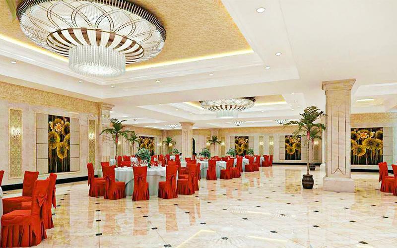 御龙大酒店婚宴
