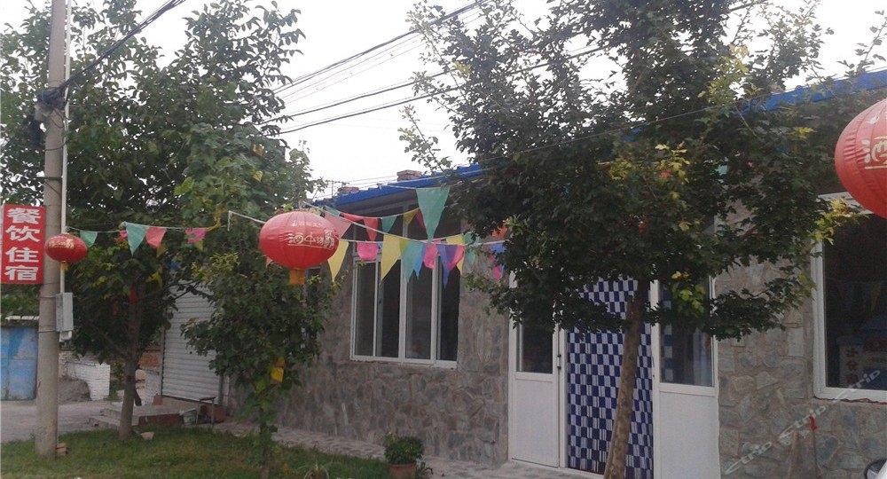 北京石花洞景区向日葵农家院