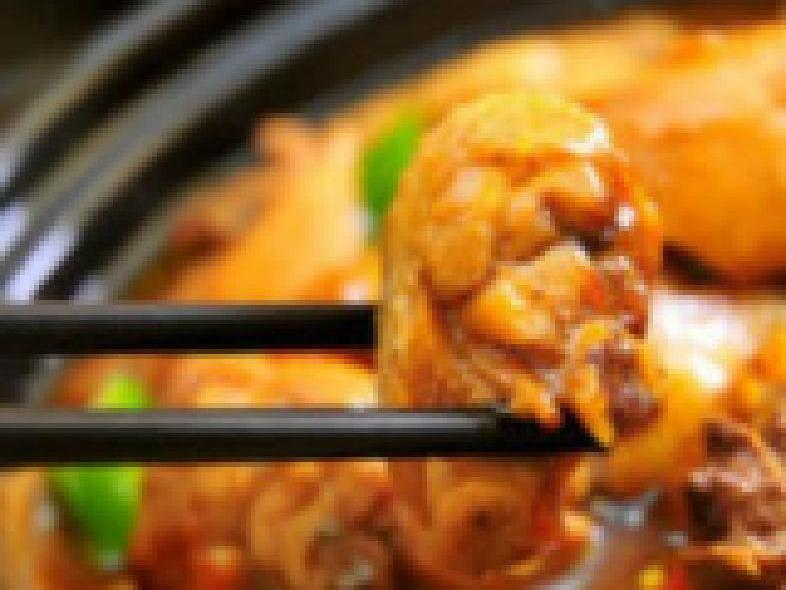 满口香黄焖鸡米饭