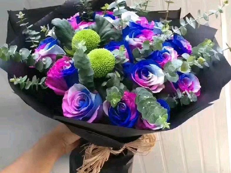 情之舟鲜花