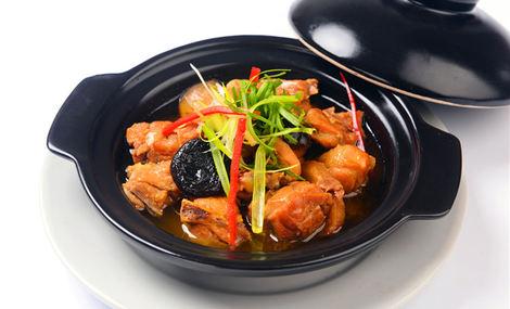 黄焖鸡米饭香河肉饼(三营门店)