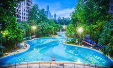 骏逸苑游泳池