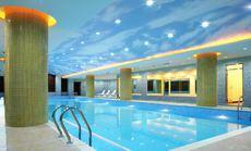 水印城篮球游泳馆