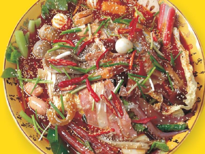 传奇冒菜(爱琴海店)