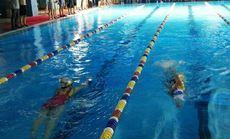 彩虹新城游泳健身会所