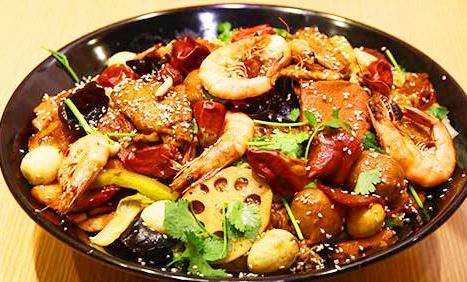 拿渡麻辣香锅(天山海世界店)