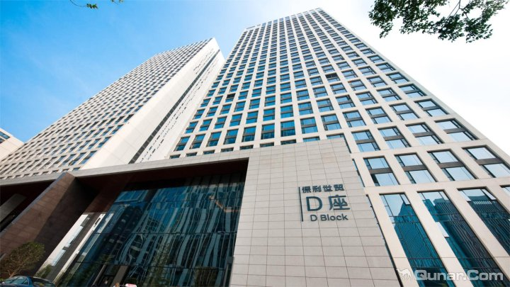 广州易成酒店服务公寓(保利世贸分店)