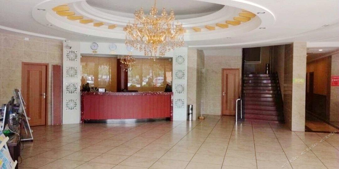鸭绿江大酒店