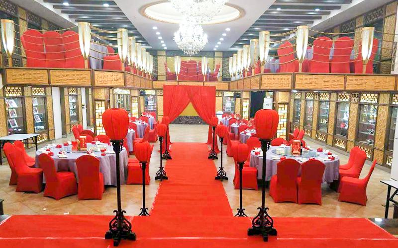 北京今天假日婚礼堂婚宴