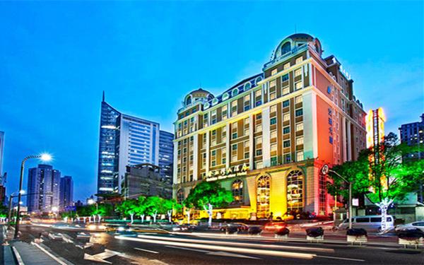 金水湾大酒店(火车站店)