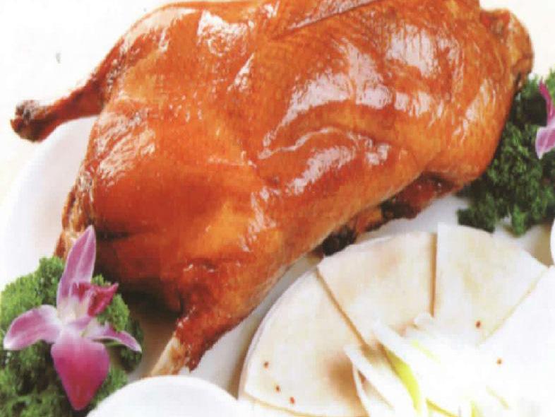 京味坊北京片皮烤鸭