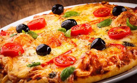 浪漫小屋手工披萨