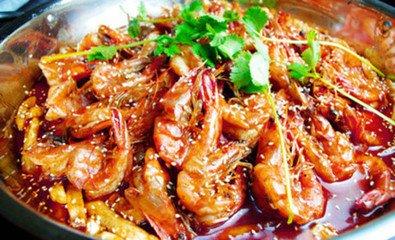 银城王婆大虾(华信店)