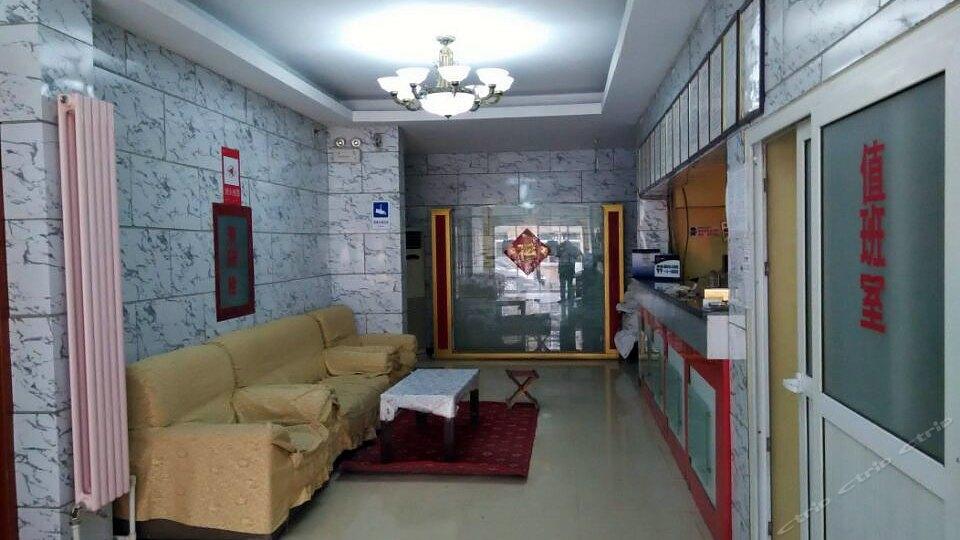 利鑫宾馆(牡丹园店)