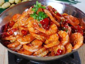0048香辣虾(肥东公园路店)
