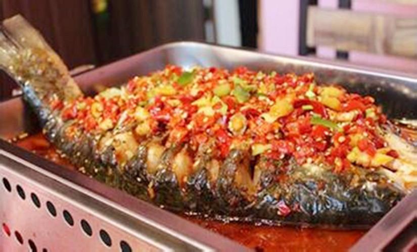 馋嘴烤鱼(滁州学院店)