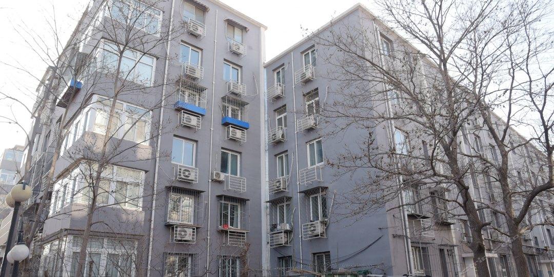 北京中关园家庭旅馆