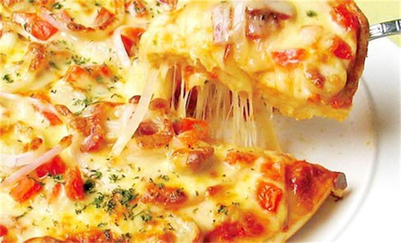 玛珂披萨店