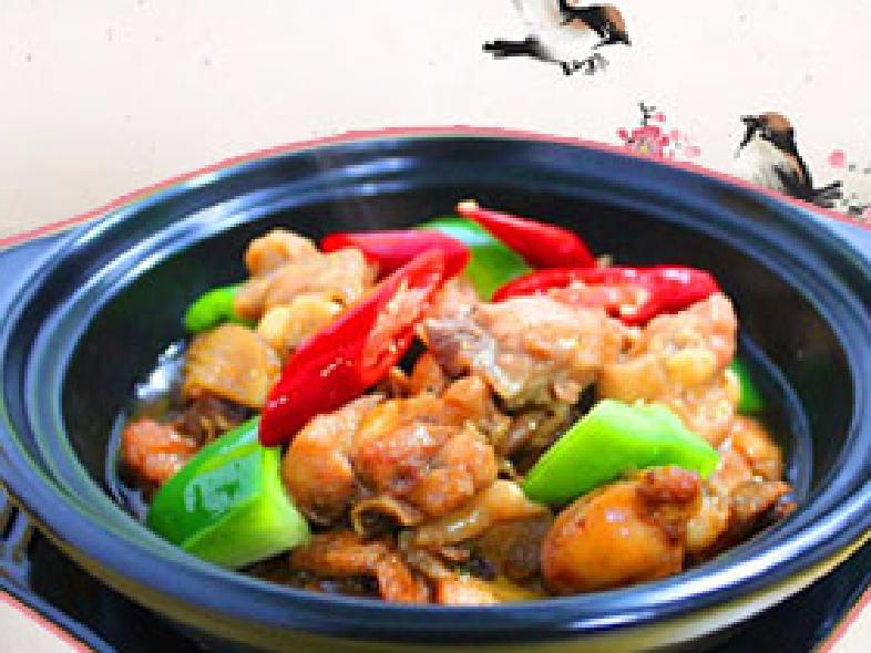 姜辉黄焖鸡米饭(建东店)