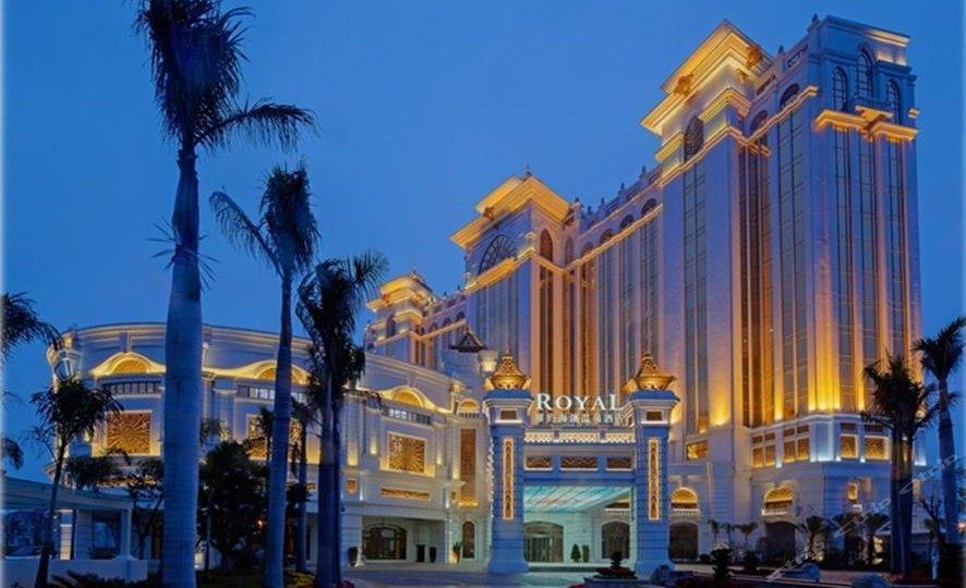罗约海滨温泉酒店