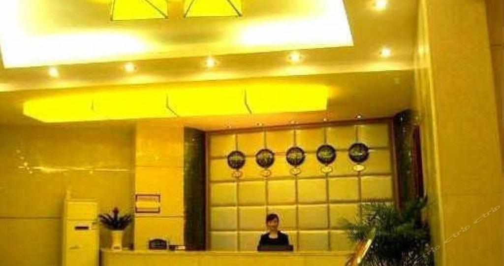 168拾光酒店(城北店)