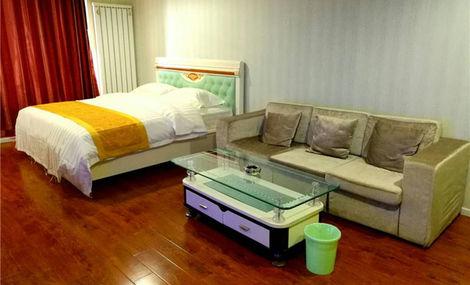 凯西酒店公寓(熙兆大厦店)