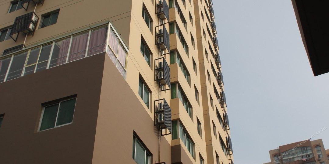 上海城市e族公寓酒店