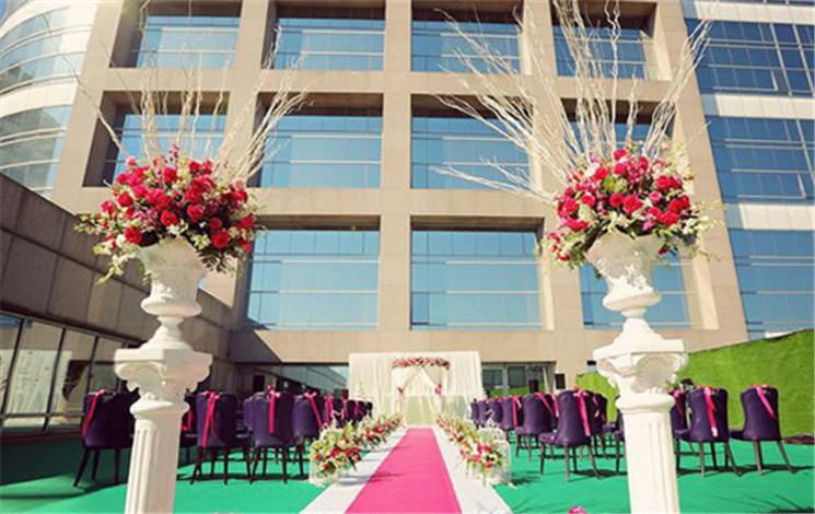 天鹅堡婚礼堂