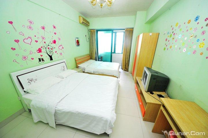 中山海景酒店公寓