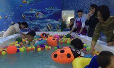 艾游游婴童游泳馆