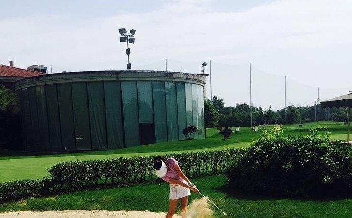 高尔夫团_棕榈体育高尔夫练习场团购