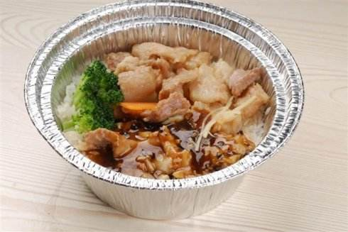 味缘米线麻辣烫锡纸扒肉饭炸串