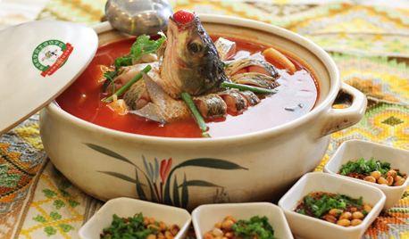 泉隆酸汤鱼私房菜