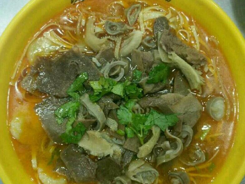淮南牛肉汤(湖北大学店)