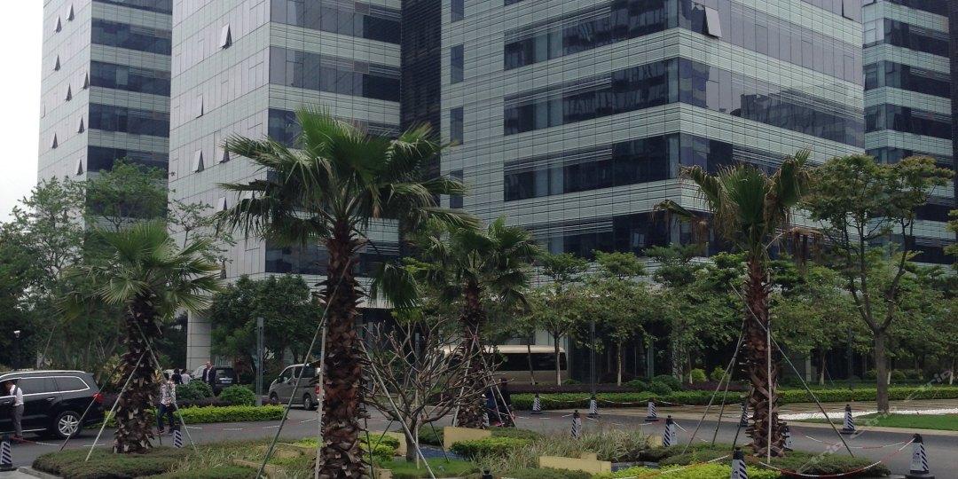 广州A派公寓酒店