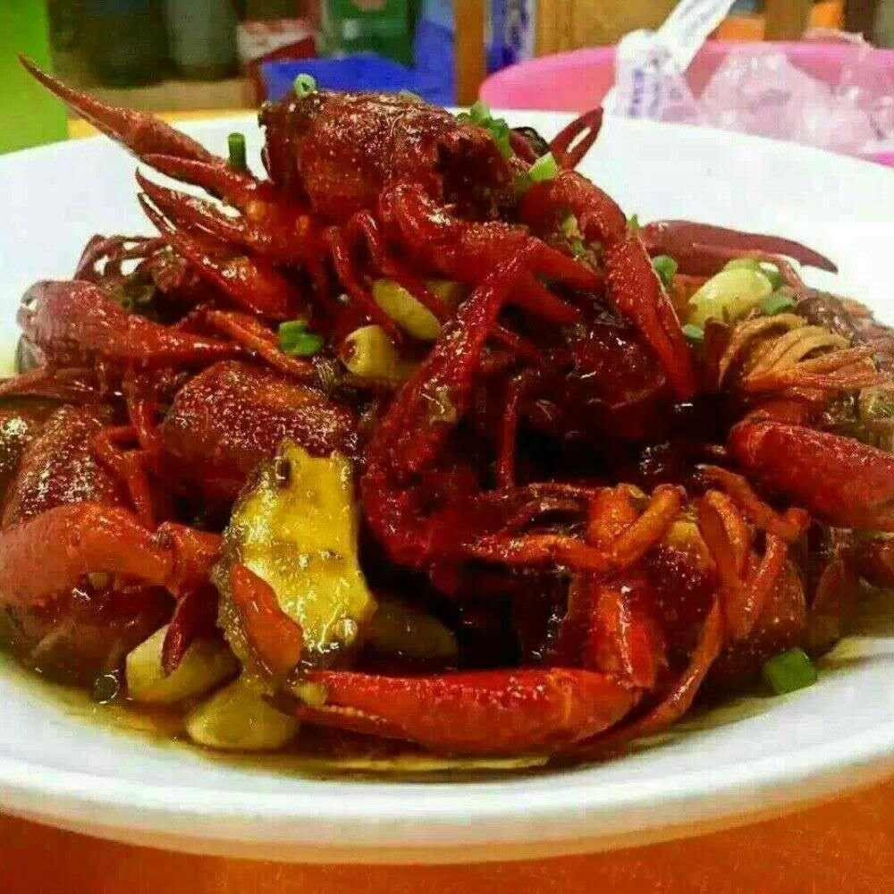 好吃小龙虾