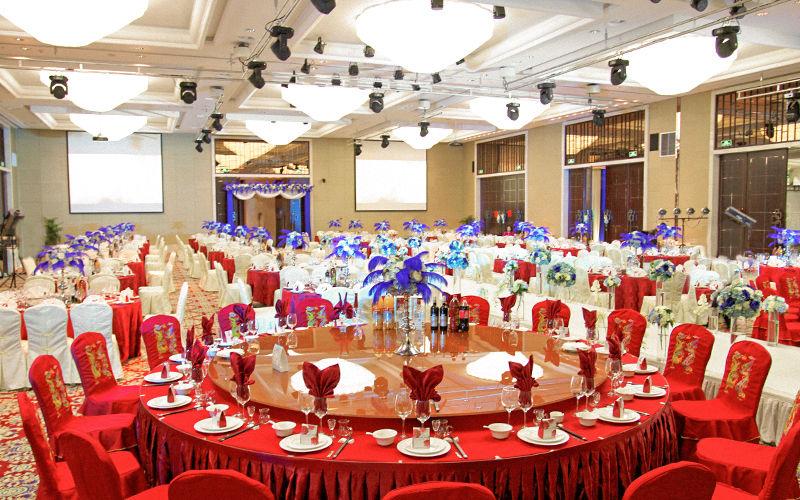 新华传媒粤海国际大酒店-桑拿房