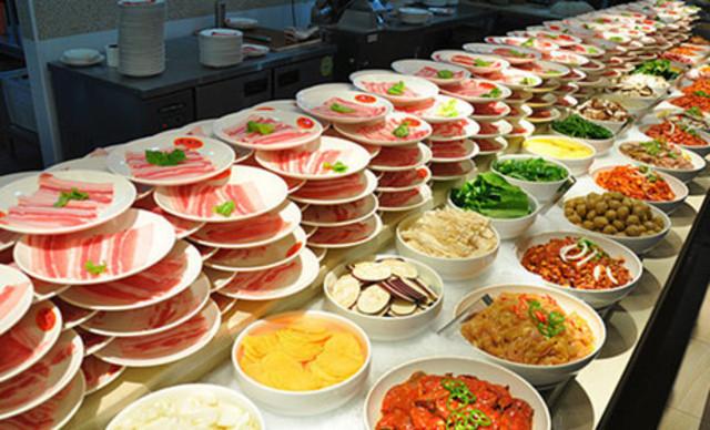 千味坊烤肉海鲜自助广场