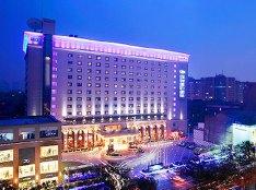 西安皇城豪门酒店养生馆