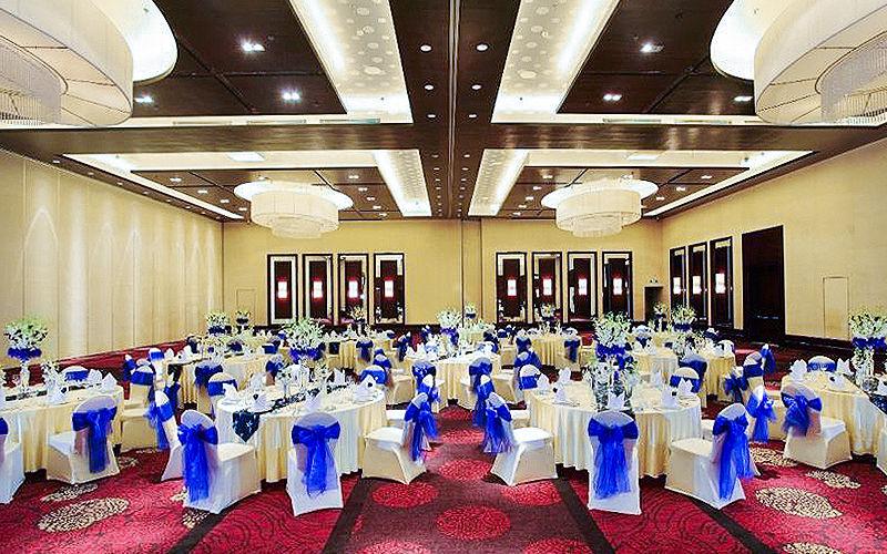 北京富力万丽酒店-按摩室