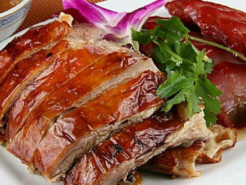 老北京脆皮烤鸭