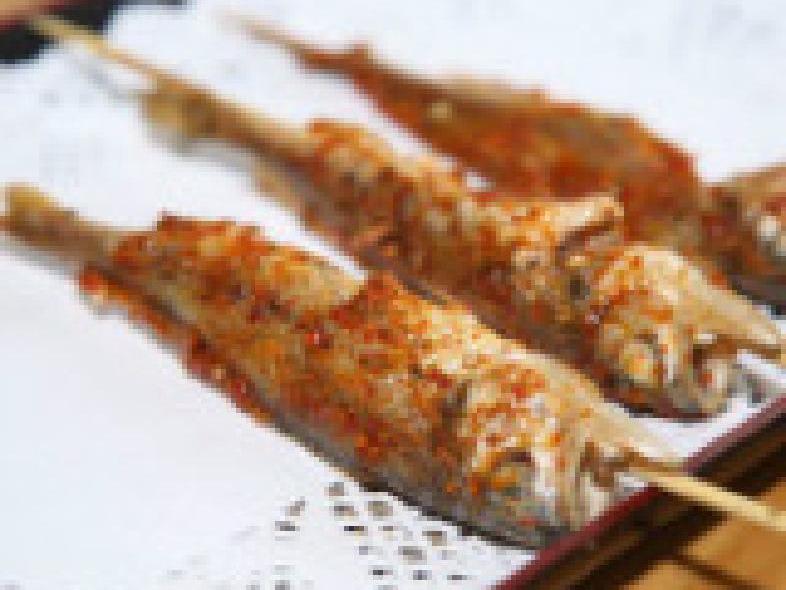杨食福烤鱼店