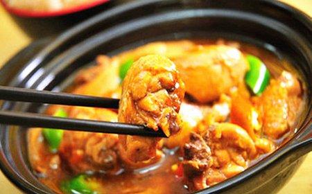 尚品黄焖鸡米饭