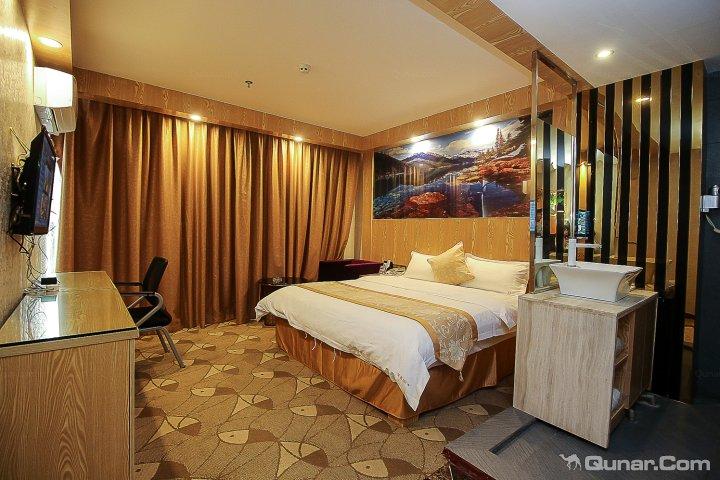 海口满意100酒店(西湖商业广场店)