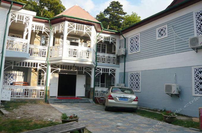 庐山英式别墅滁州农村新别墅图片