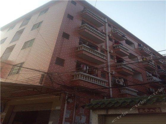广州大学城贝岗蜗居公寓