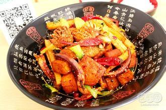 麦炒林麻辣香锅(天力店)