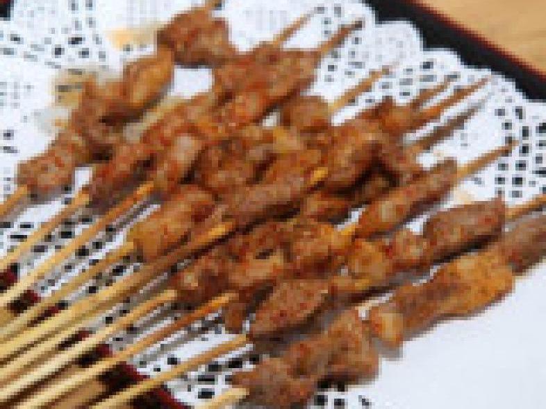 三宝龙虾烧烤